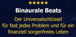 Binaurale Beats, der Universalschlüssel für fast jedes Problem